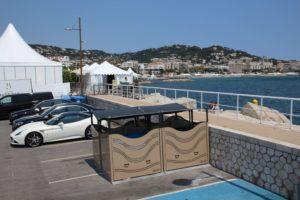 Cache Conteneur Cannes Mobilier Urbain